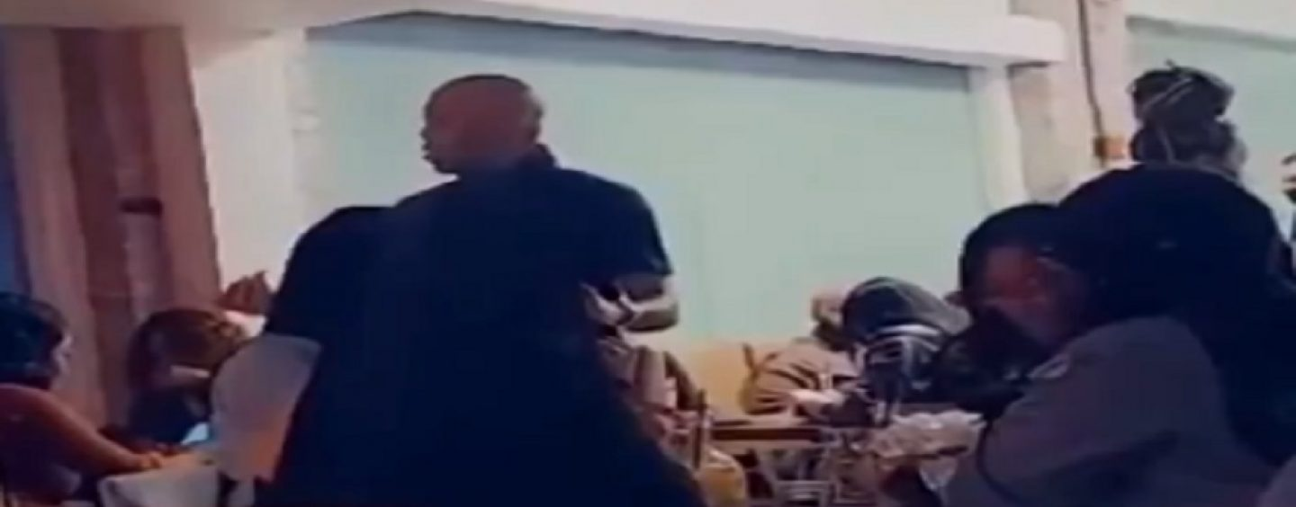 Dallas Restaurant Owner Goes Off On Black Women For Twerking! Was He Wrong? (Live Broadcast)