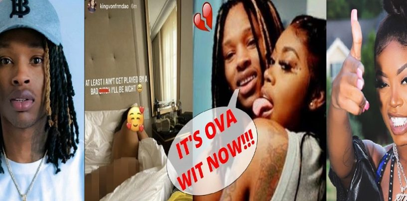 King Vons Last Interview Says He No Longer Wants Asian Doll Or Black Ratchet Hoes Like Her! (Live Broadcast)