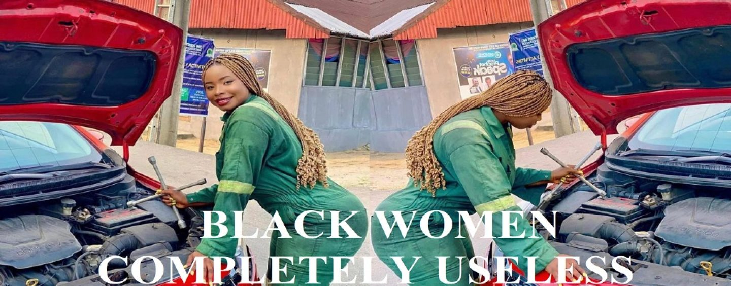 Todays Black Woman Has Become Completely Useless To Any Advancement Of The Black Race, And Here's Why! (Live Broadcast)