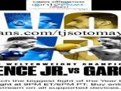 Errol Spence Jr Vs Garcia! Live Broacast! (Live Broadcast)