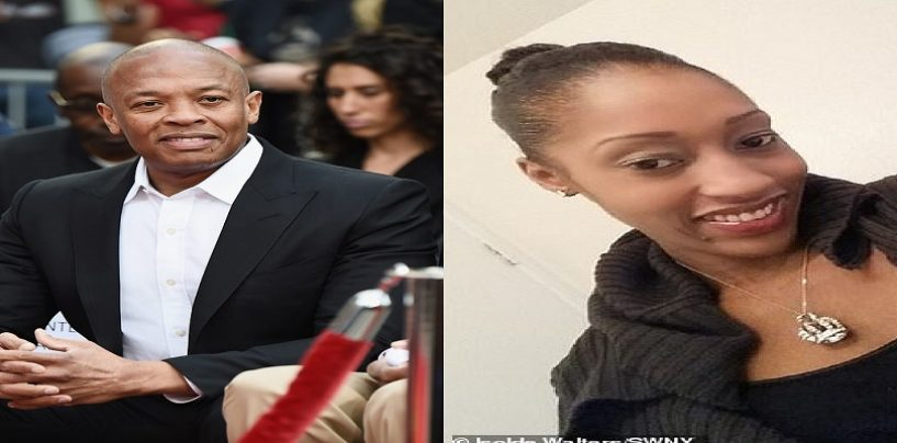 Dr Dre's Oldest Daughter Says He Abandoned Her But She Still Wants A Relationship With Him! (Live Broadcast)