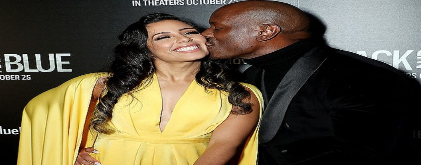 Tyrese Gibson & His Beautiful BLACK Queen Are Getting A Divorce! As All Hope Lost For Our ROYALS? (Video)