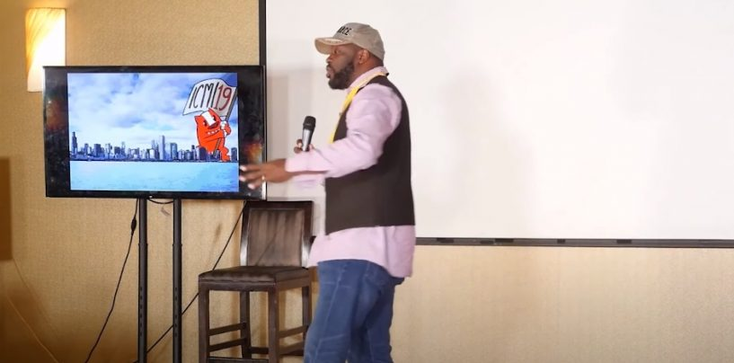 """16 August 2019: Tommy Sotomayor – """"The Bar for Queendom"""" (ICMI19, Chicago) (Video)"""