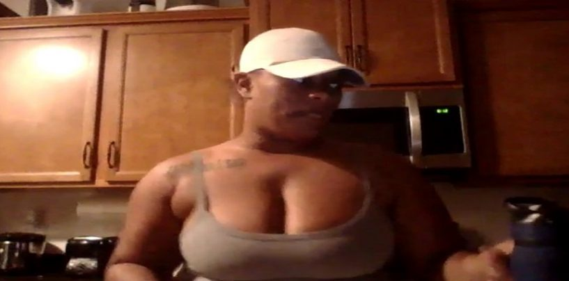 Kissy Long Titties Going In On Bad Mothers While Being A Bad Mother! (Live Broadcast)