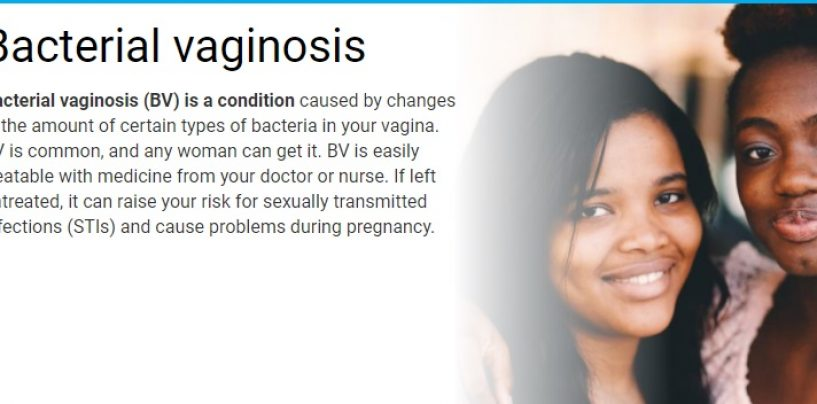 Study Shows Black Women Have Bacterial vaginosis (BV) AKA Stank Box Twice As Much As White Women!
