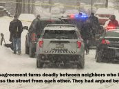 3 White People Dead Over A Snow Removal Dispute! Sometimes You Need To STFU! (Live Broadcast)
