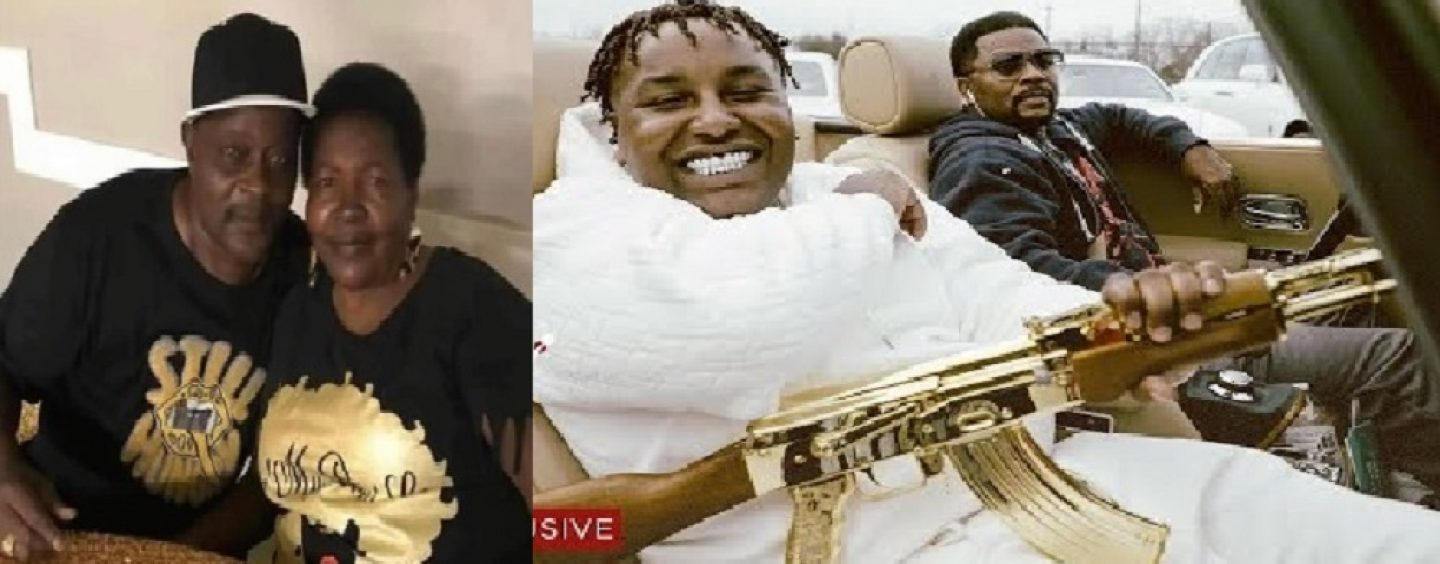HoneyKomb Brazy Makes Song About Killing Someone's Grandparents Before Having His Killed! (Live Broadcast)