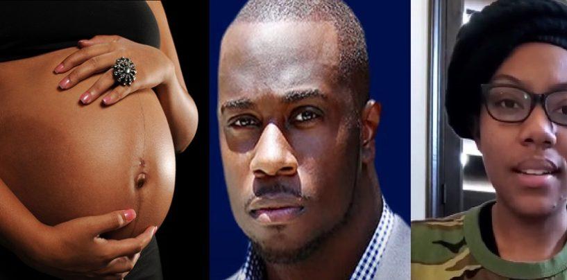 "Derrick Jaxn Mistress ""The Surgeon"" Explains How She Got Pregnant By Him & More! LETS TALK (Live Broadcast)"