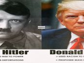 Dear Democrats & Jews: Why Is It OK To Compare Donald Trump To Hitler With Zero Backlash? (Live Broadcast)