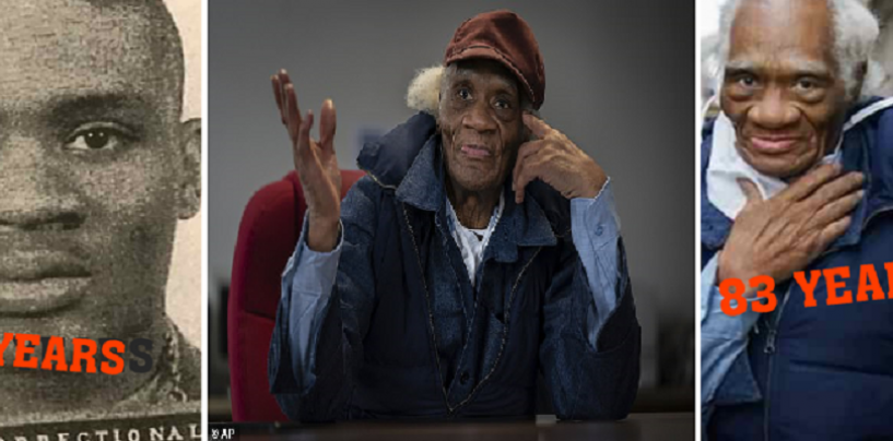 America's Oldest Juvenile Given A Life Sentence Is Released 68 Years Later But Is This Justice? (Video)