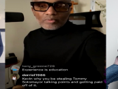 Tommy Sotomayor Says Kevin Samuels Has Stolen His Whole Style! Is He Right & Should He Be Offended? (Live Broadcast)