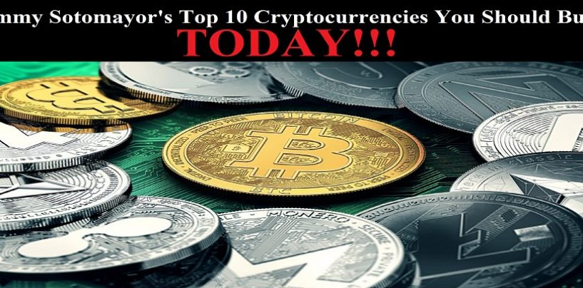 SotoFinance EP #7 Top 10 Cryptocurrencies That You Should Invest In, TODAY!!! (Live Broadcast)