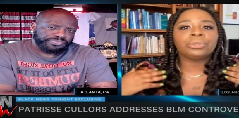 BLM Co-Founder & Activist Goes Live To Explain Why & How She Has Bought Large Mansions! (Live Broadcast)