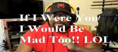 """Sad Fat Black Atheist Says """"Tommy Sotomayor Is A Nobody Now"""" But What Does That Make Him? Hit Da Link! (Live Broadcast)"""