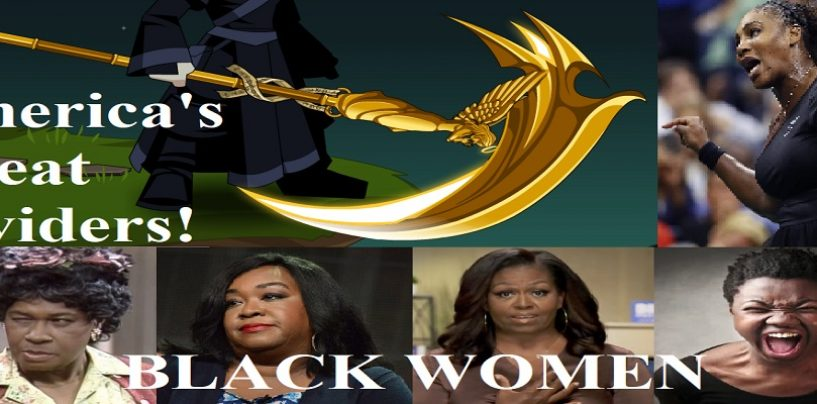 The Greatest Dividers Of America Are Black Women! Here's The Proof! (Live Broadcast)