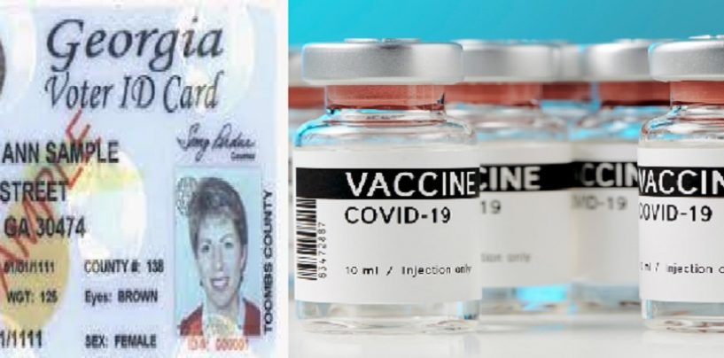 Voter ID Cards Vs Mandatory Vaccines! Why Is One Considered Racist & The Other Accepted? (Live Broadcast)