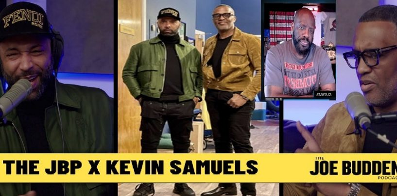 Kevin Samuels Goes On Joe Budden's Podcast.  Lets See How Much Of Tommy Sotomayor Words He Repeats! (Live Broadcast)