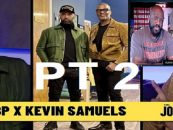 Pt 2 – Kevin Samuels Goes On Joe Budden's Podcast Continues To Steal From Tommy Sotomayor! (Live Broadcast)