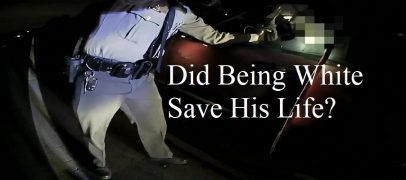 Did Being White Save His Life? Motorist Grabs Gun, Disobeys Commands, Drives Off Yet LIVES! Lets Talk (Live Broadcast)