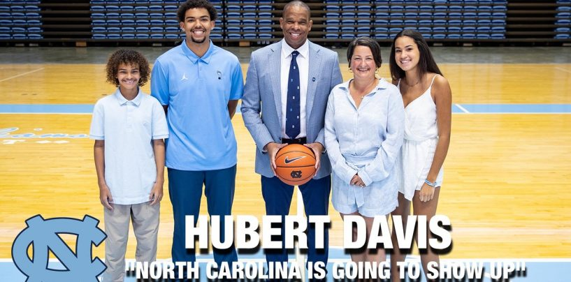 New UNC Basketball Coach Says He's Very Proud That His Wife Is White!  Are You Offended By This? (Live Broadcast)