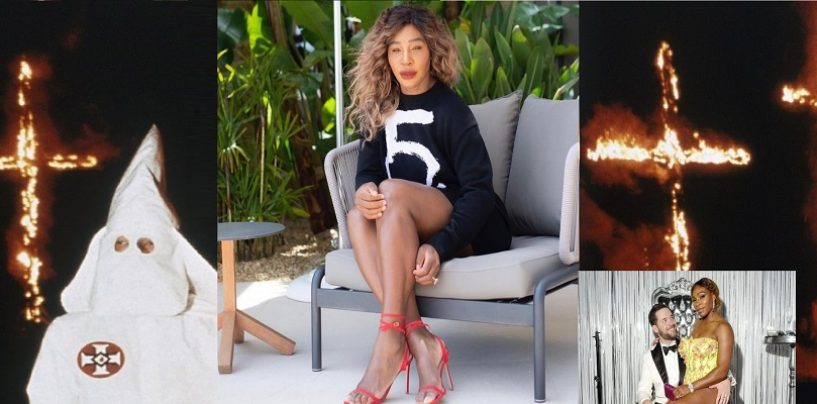 Serena Williams Bleaches Her Skin In An Effort To Look White Or Mixed! Black Women Are An Embarrassment To Black People! (Live Broadcast)