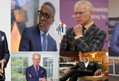 Dressing To Impress Other Men?!? Kevin Samuels Is The Black Tim Gunn With All The Sugary Syrup! (Live Broadcast)