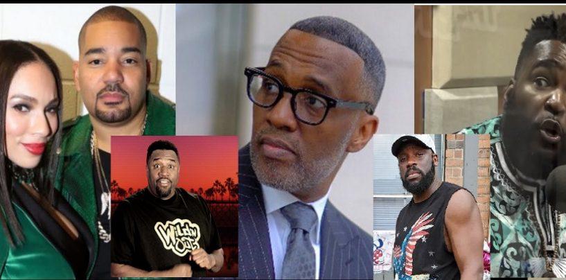 DJ Envy, Corey Holcomb, Dr Umar Johnson Join Tommy Sotomayor In Calling Out Kevin Samuels! (Live Broadcast)
