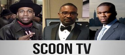 Candid-Convo w/ Curtis Scoon: Being Accused Of Killing Jam Master Jay, LGBT & Black Conservatism! (Live Broadcast)