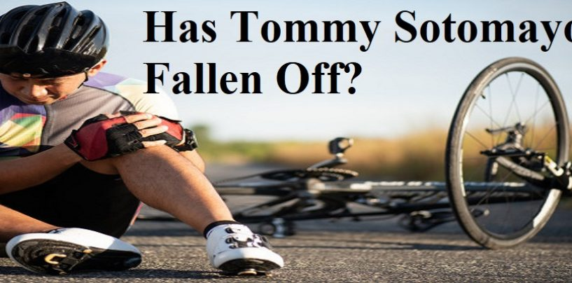 So They Claim Tommy Sotomayor Has Fallen Off! Lets Talk About It, Hit The Link! (Live Broadcast)