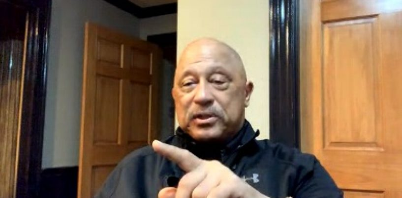 Candid Convo With Judge Joe Brown: Why Are Liberals So Obsessed With Pushing Sex & Degeneracy Upon Minor's In America? (Live Broadcast)