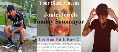 Joules Jewelz Says Tommy Sotomayor Is Misleading People About Report Of BW Getting HIV From BRAD! (Live Broadcast)