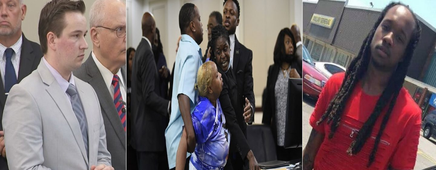 Mom Breaks Down As White Officer Who MURDERED Her Son Gets 3 Year Plea Deal! Was This Justice Or No? (Live Broadcast)