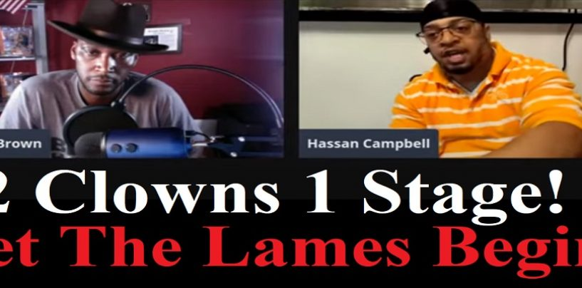 Tommy Sotomayor Breaks Down Kwame Brown Vs Hassan Campbell Show!  A Fair & Honest Review! (Live Broadcast)