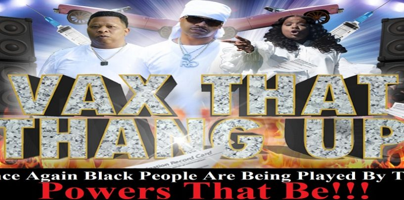 Juvenile, Mannie Fresh, Mia X & SEX Used To Force BLAXs To Get VAXs! This Is Bigger Than You Thought! (Live Broadcast)