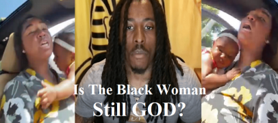 Young Pharaoh Baby Mama Says He BEAT Her & Their Baby On Video! Yo YP, Is The Black Woman Still GOD To You? (Live Broadcast)