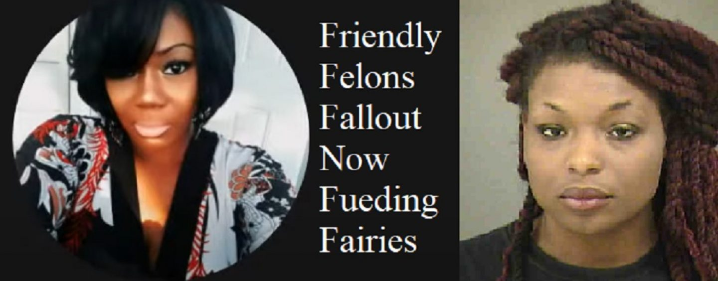 Once Friendly Felons Fallout Now Feuding Fairies! 12 Kids In Total! Cookie Cooks The Jasmanian-Devil! (Live Broadcast)
