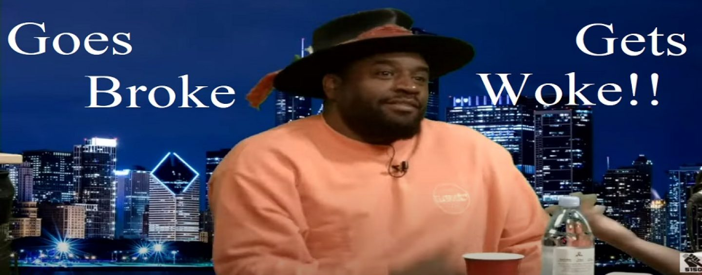 Corey Holcomb Goes Woke Asking Blacks To Boycott The Olympics This Year Over RACISM! Do U Agree? (Live Broadcast)