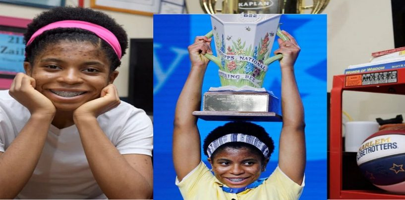 14 Year Old Black Girl Wins National Spelling Bee & I Don't Believe A World Of It! Here's Why… (Live Broadcast)