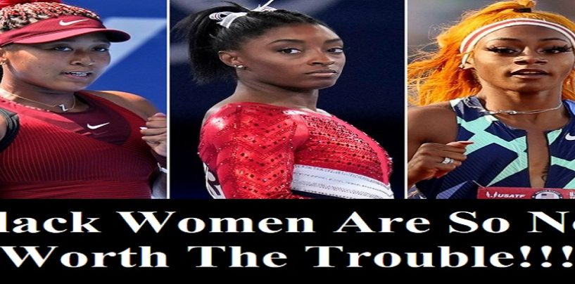 BLACK WOMEN, The Walking, Talking, Living Breathing Oxymorons Of America! Here's Why & Do You Agree? (Live Broadcast)