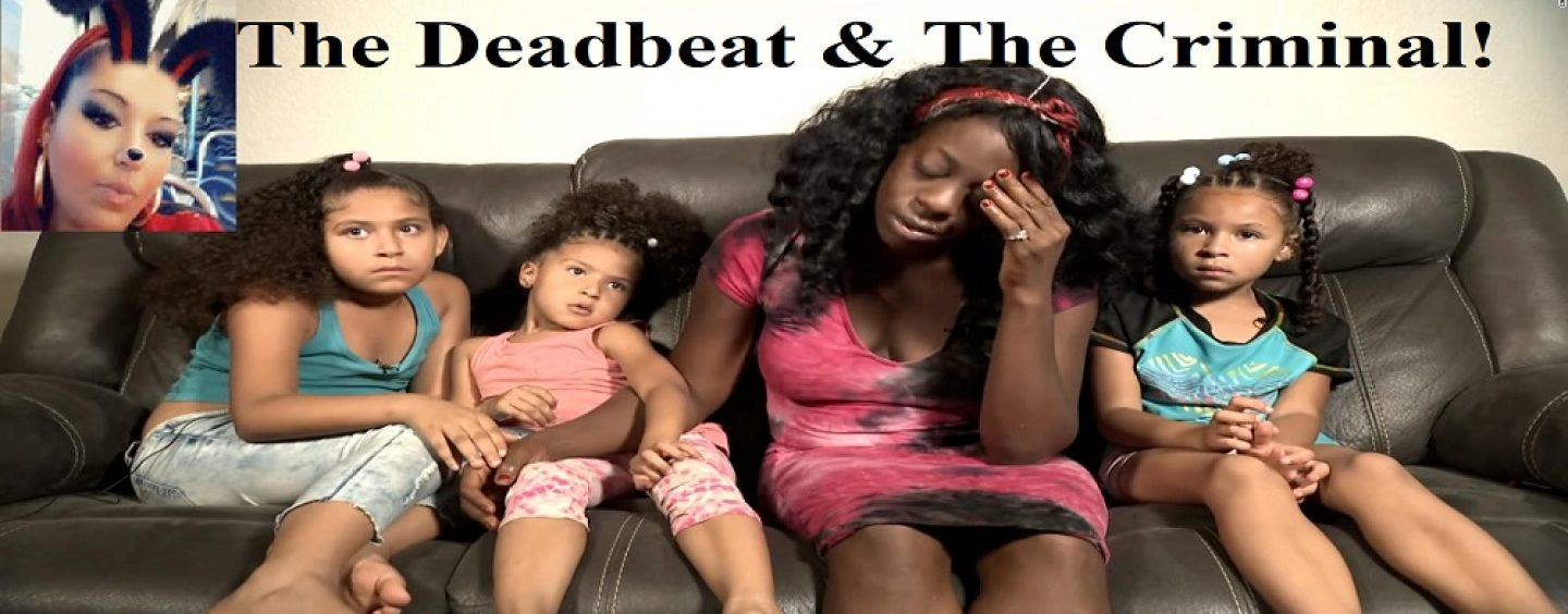 Dasha Kelly & Shadia Hilo, Why Are They Not Looked At As A Criminal & Deadbeat Mom? (Video)