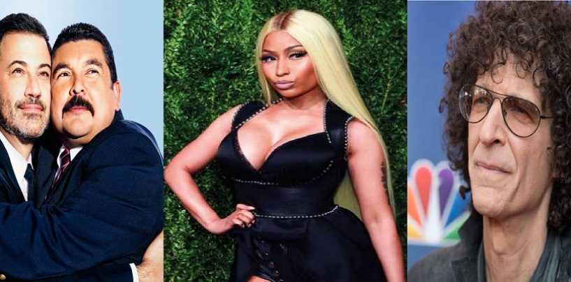 Nicki Minaj In Trouble For Doing What Howard stern and Jimmy Kimmel Couldn't Do, Tell The Truth! (Live Broadcast)