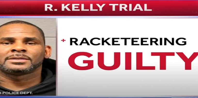 So R&B Legend R. Kelly Has Been Found Guilty & I For One Am Not Happy About It, Here's Why! #FREERKELLY (Live Broadcast)