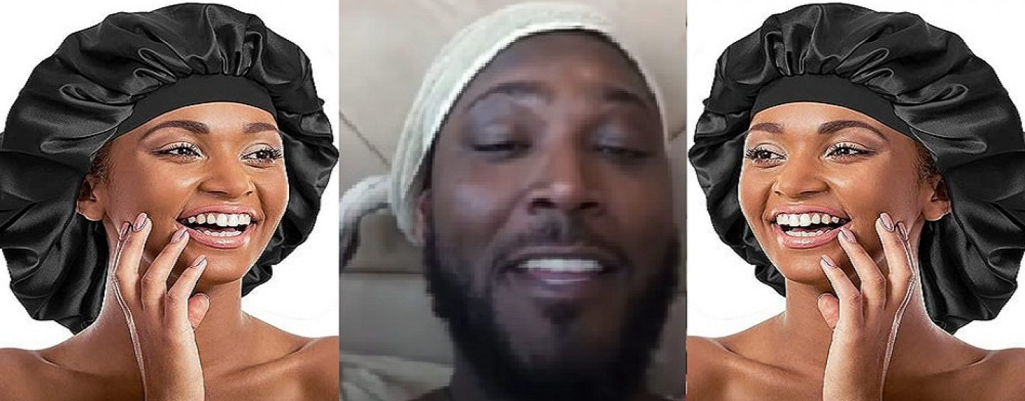 So If Men Can't Wear Dresses Then Why Is It OK For A Man To Wear A Bonnet? (Video)