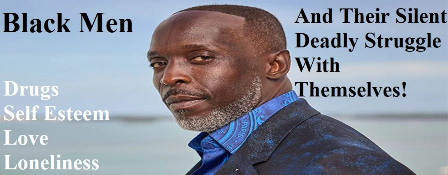 Michael K Williams Death, Will It Lead To More Discussions About The Fragile Mental State Of Black Men? (Live Broadcast)