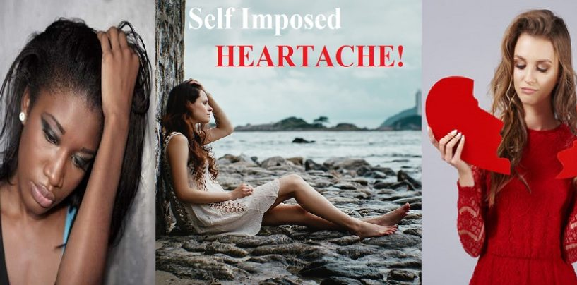 Are You Really Looking For Love Or Do You Just Enjoy The Chase & The Heartache? (Live Broadcast)