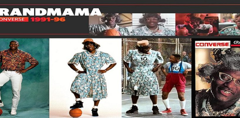 The Truth Behind The Making Of The Grandmama Commercials With Larry Johnson! (Video)