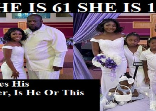 61 Year Old Marries His 18 Year Old Goddaughter And Now Faces Backlash! Do You Think This Is Wrong? (Live Broadcast)