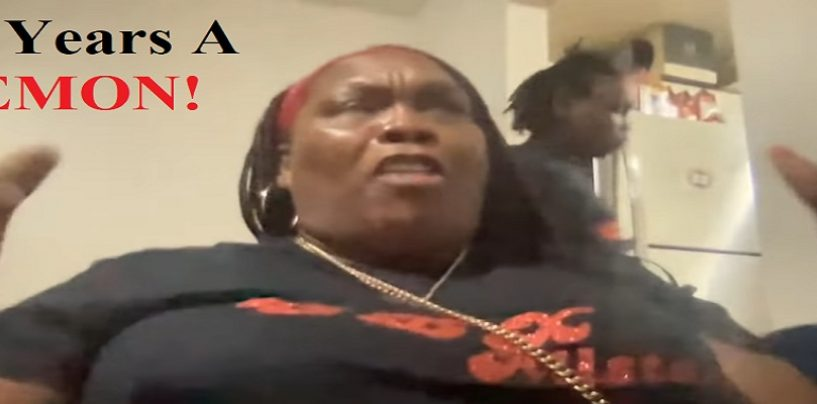 FBG Duck Mom Says Hassan Campbell & Any Man Who Criticizes Black Woman Is Gay, Self Hating & Has A Lil D*ck! (Live Broadcast)